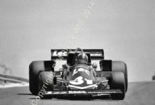 "LEC LRP01 David Purley  French  GP 1977 10x7"" action photo"